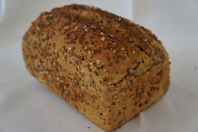 Saat und Korn Brot