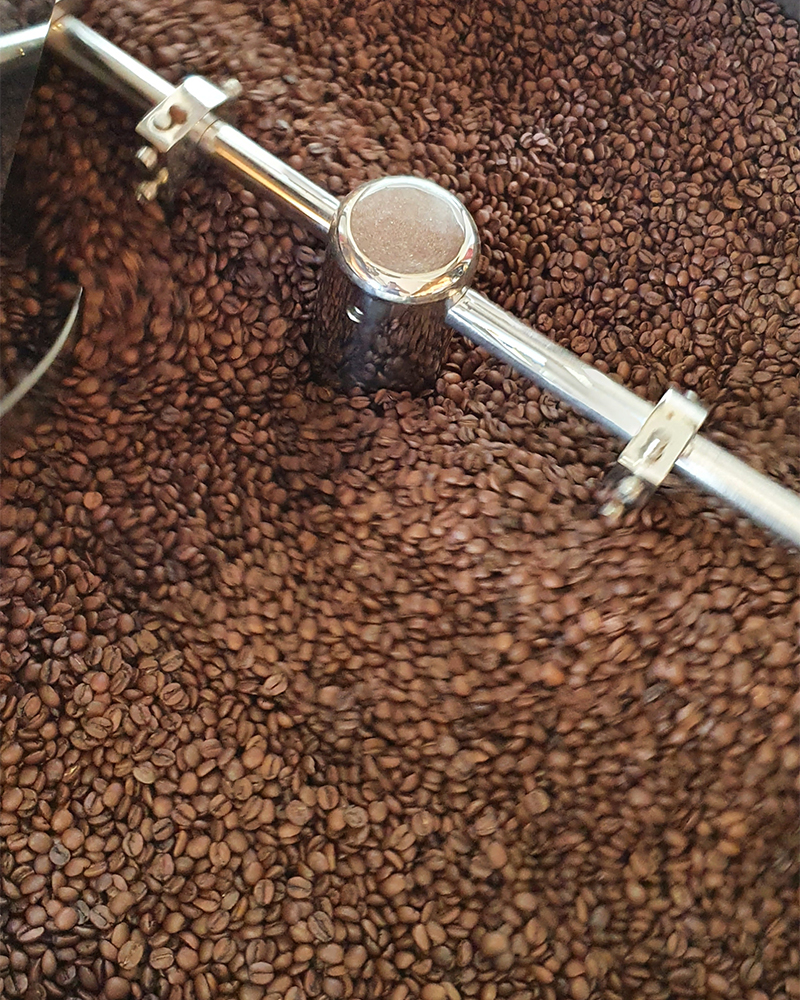 schonend langsam geröstete Kaffeespezialitäten aus Guatemala