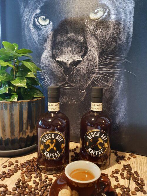 Black Panther Kaffee-Creme Likör